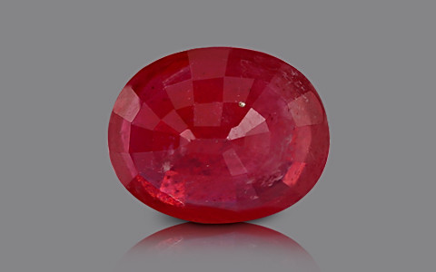Ruby - 3.78 carats