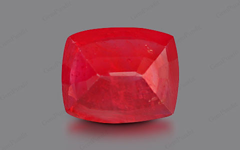 Ruby - 6.76 carats