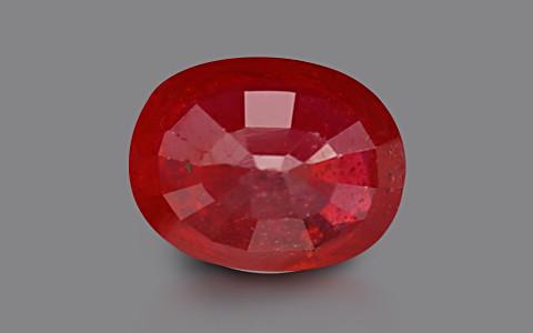 Ruby - 3.34 carats