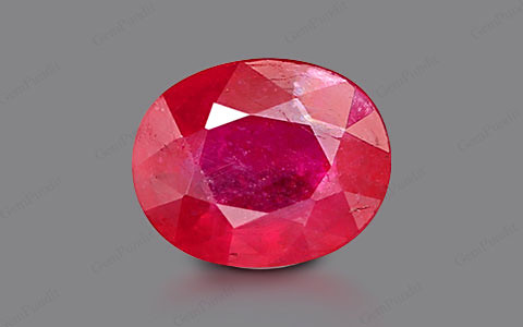 Ruby - 3.60 carats
