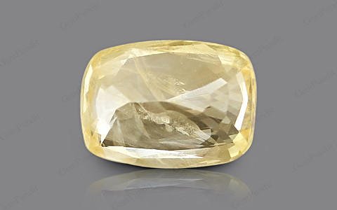 Yellow Sapphire - 3.32 carats