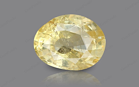 Yellow Sapphire - 2.94 carats