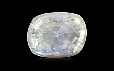 White Sapphire - 6.71 carats