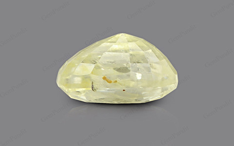Yellow Sapphire - 4.63 carats