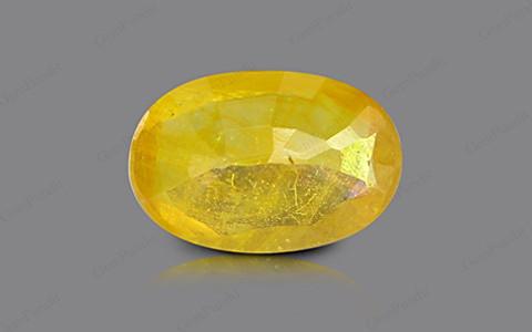 Yellow Sapphire - 6.01 carats