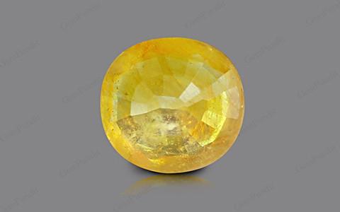 Yellow Sapphire - 6.20 carats