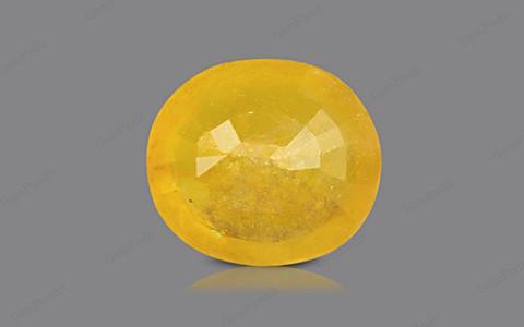 Yellow Sapphire - 6.46 carats