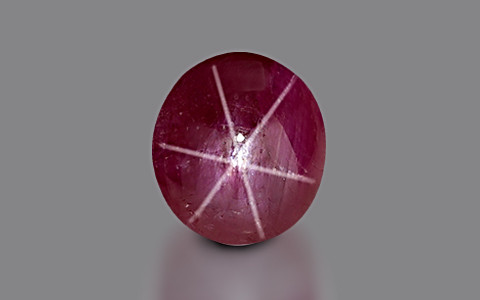 Star Ruby - 4.38 carats