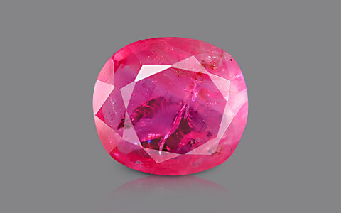 Ruby - 2.12 carats