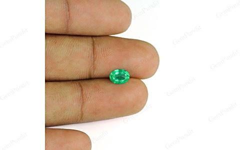 Emerald - 0.80 carats