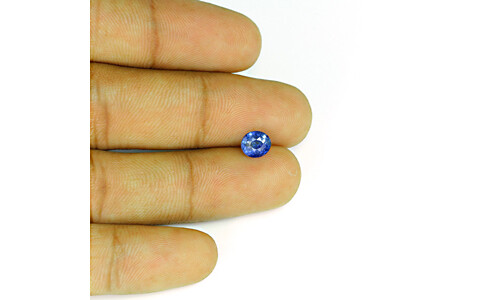 Blue Sapphire - 1.37 carats