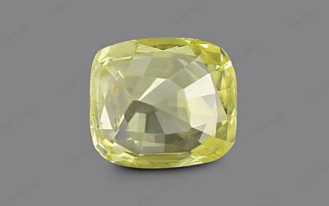 Yellow Sapphire - 2.06 carats