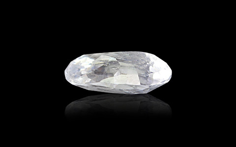 White Sapphire - 3.74 carats