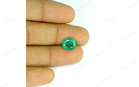 Emerald - 2.65 carats