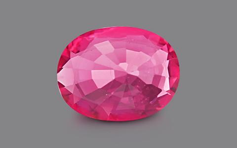 Rubellite - 1.12 carats