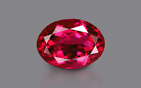 Rubellite - 0.98 carats