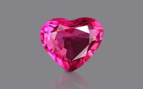 Rubellite - 0.61 carats