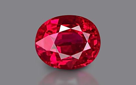 Rubellite - 0.75 carats