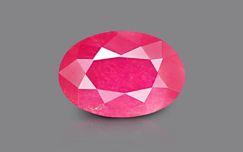 Ruby - 2.66 carats