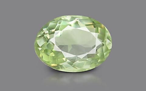 Green Amethyst (Prasiolite) - 5.26 carats