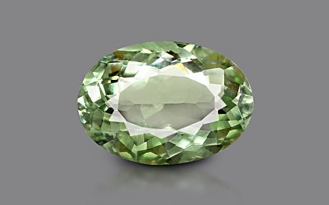 Green Amethyst (Prasiolite) - 5.38 carats