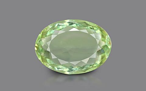 Green Amethyst (Prasiolite) - 6.76 carats