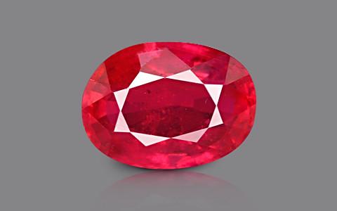 Ruby - 4.68 carats