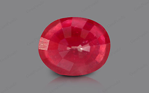 Ruby - 3.84 carats