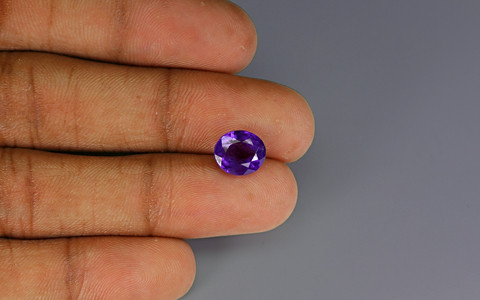 Amethyst - 2.52 carats