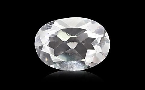 White Topaz - 0.77 carats