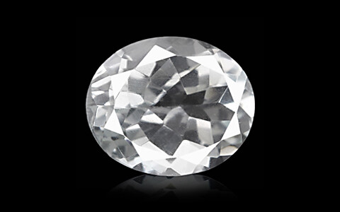 White Topaz - 4.42 carats