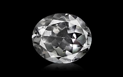 White Topaz - 3.97 carats
