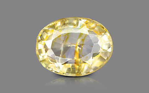 Yellow Topaz - 5.83 carats