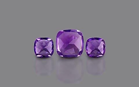 Amethyst Set - 4.82 carats