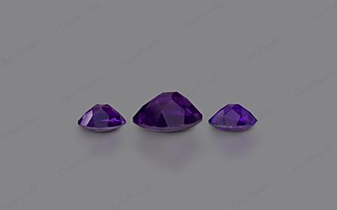 Amethyst Set - 5.79 carats
