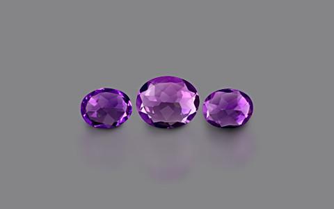 Amethyst Set - 7.42 carats