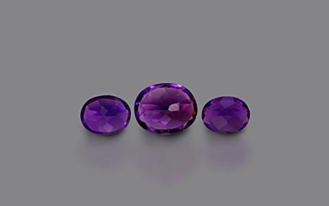 Amethyst Set - 7.27 carats