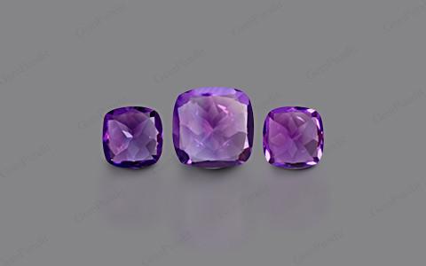 Amethyst Set - 5.28 carats