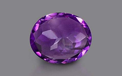 Amethyst - 3.91 carats