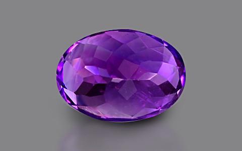 Amethyst - 4.60 carats