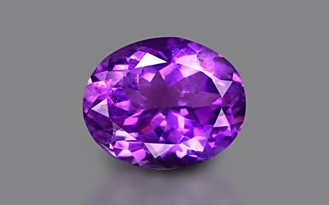 Amethyst - 4.31 carats