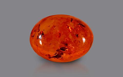 Amber - 6.70 carats