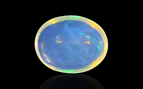 Opal With Fire (Transparent) - 1.16 carats
