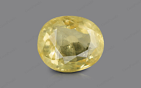 Yellow Sapphire - 2.96 carats