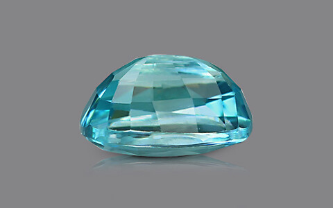 Blue Zircon - 5.54 carats