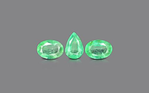 Emerald Lot - 2.05 carats