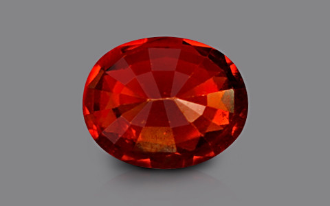 Hessonite - 6.85 carats