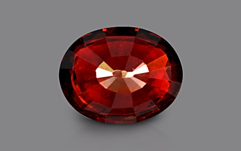 Hessonite - 6.34 carats