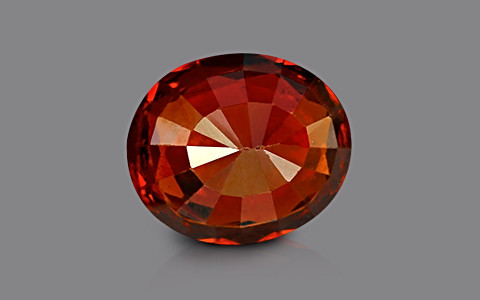 Hessonite - 6.28 carats