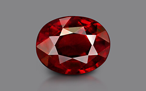 Hessonite - 8.03 carats